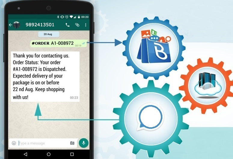 How one can use whatsapp API to flourish their business